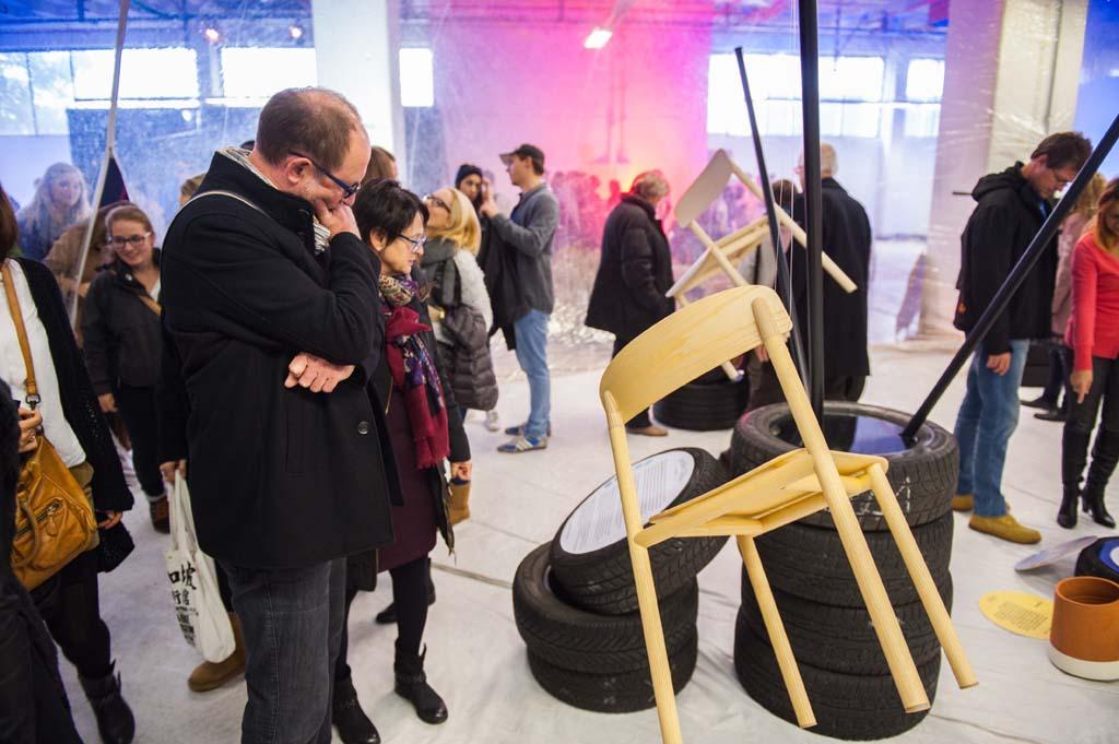 Ausstellungssystem | Foto: Michael Vorbrüggen