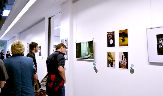 Ausstellungsgrafik