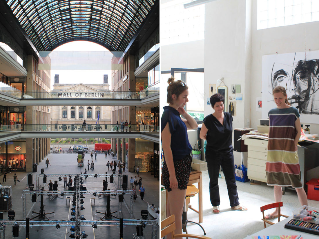 Projektwoche 2017 berlin fakult t design - Design akademie berlin ...