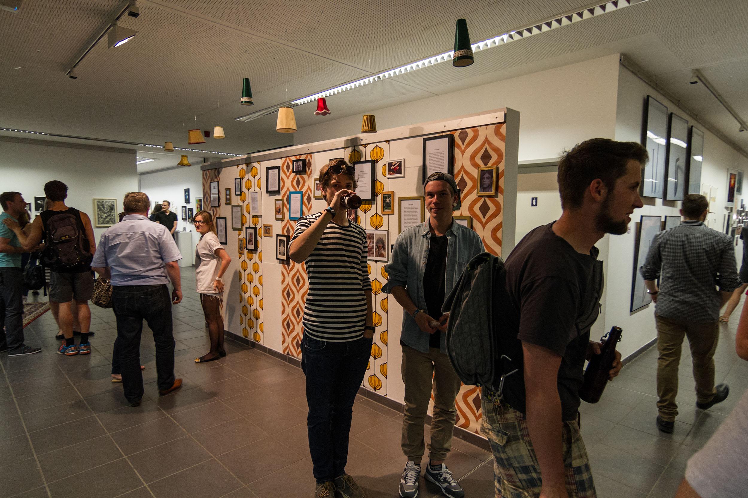 Ausstellungsdesign DN7